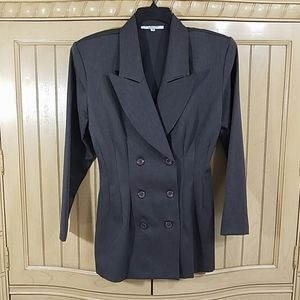 Vintage LaBelle Double-breasted Blazer, sz 9